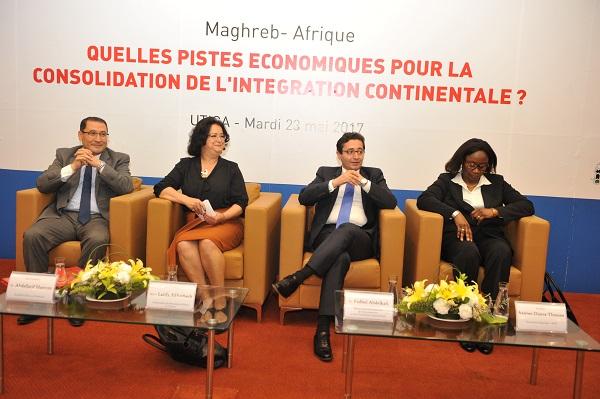 rencontre afrique-maghreb