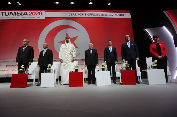 « Tunisia 2020 » : Les participants annoncent leur intentions d'investir a travers un grand nombre d'engagements
